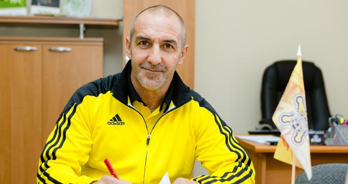 Новым основным тренером «Шерифа» стал итальянский специалист