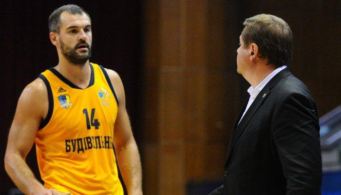 «Будивельник» и«Днепр» выиграли матчи баскетбольной Суперлиги