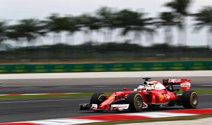 Феттель наказан утратой 3-х позиций настарте Гран-при Японии