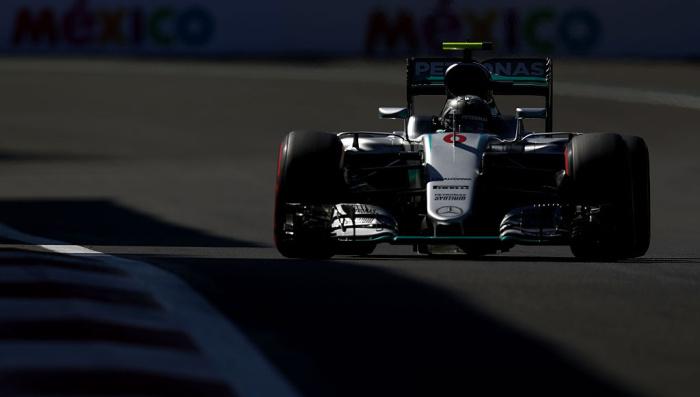 Хэмилтон одержал победу поул перед Гран-при Мексики