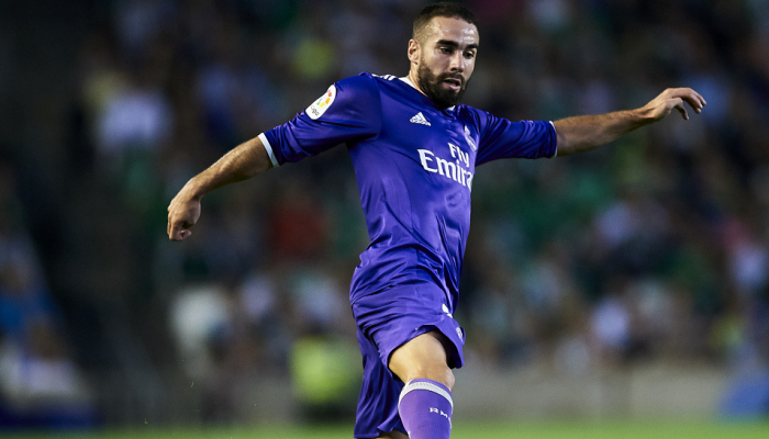 «Реал» договорился опродлении договора сКарвахалем