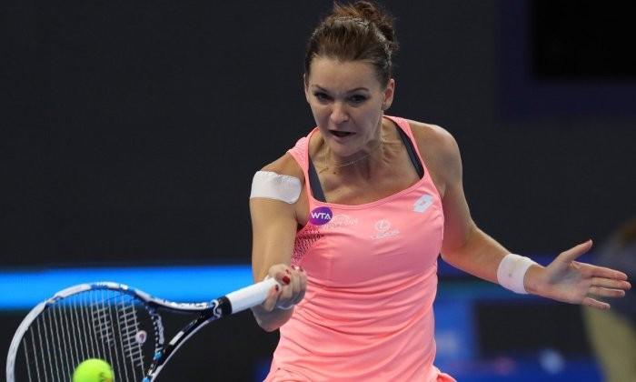 Украинка Свитолина вышла вполуфинал супертурнира вКитайской народной республике