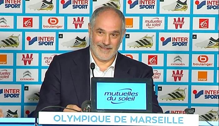 Субісаррета покинув пост спортивного директора Марселя
