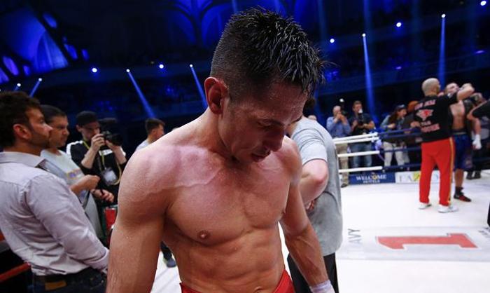 Боксер Штурм отказался отсуперчемпионского титула WBA