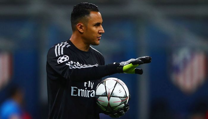 «Реал» увеличил заработную плату Наваса до4 млн. евро вгод