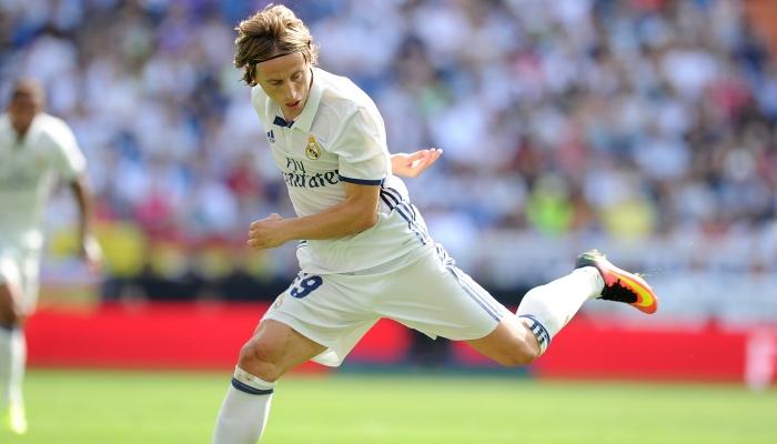Полузащитник Лука Модрич продлил договор  смадридским «Реалом» до 2020