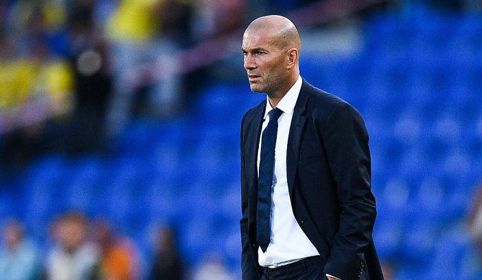 Зидан небоится быть уволенным из«Реала»