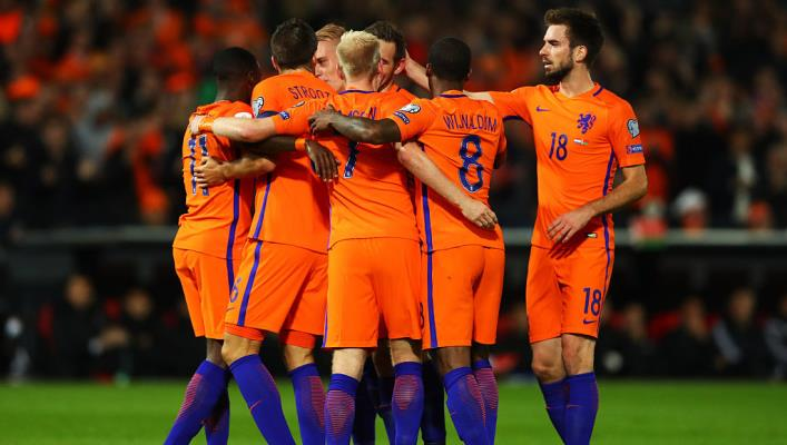 Футболисты сборной Республики Беларусь уступили Нидерландам вотборочном матчеЧМ