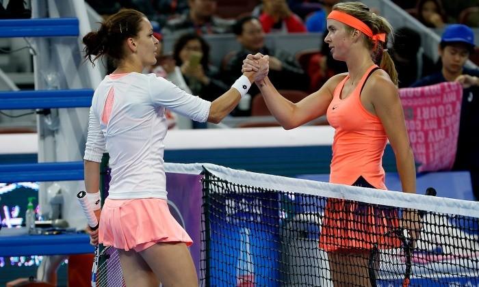 Радванска— заключительная полуфиналистка China Open