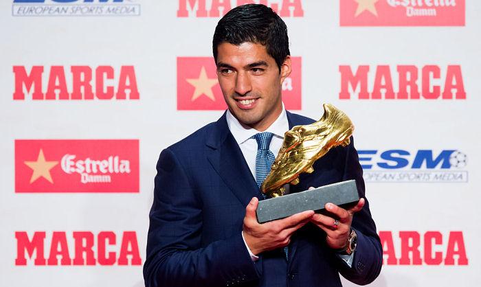 Суарес подпишет с«Барселоной» новый договор