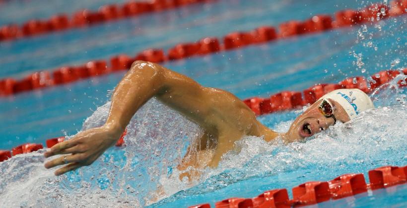Украинские пловцы Романчук иЗевина стали призерами этапа Кубка мира вСингапуре