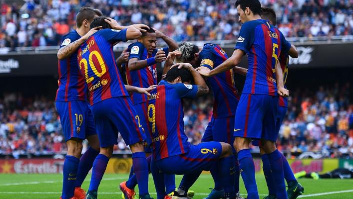 «Барселона» подаст жалобу вCAS напрезидента ЛаЛиги