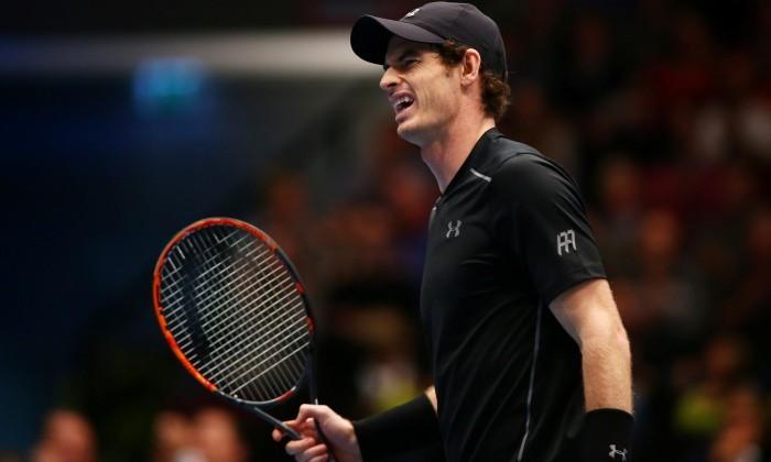 Энди Маррей впервый раз возглавил рейтинг теннисистов мира
