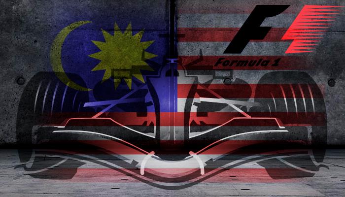 Гран-при Малайзии. Хэмилтон— лидер 2-ой тренировки
