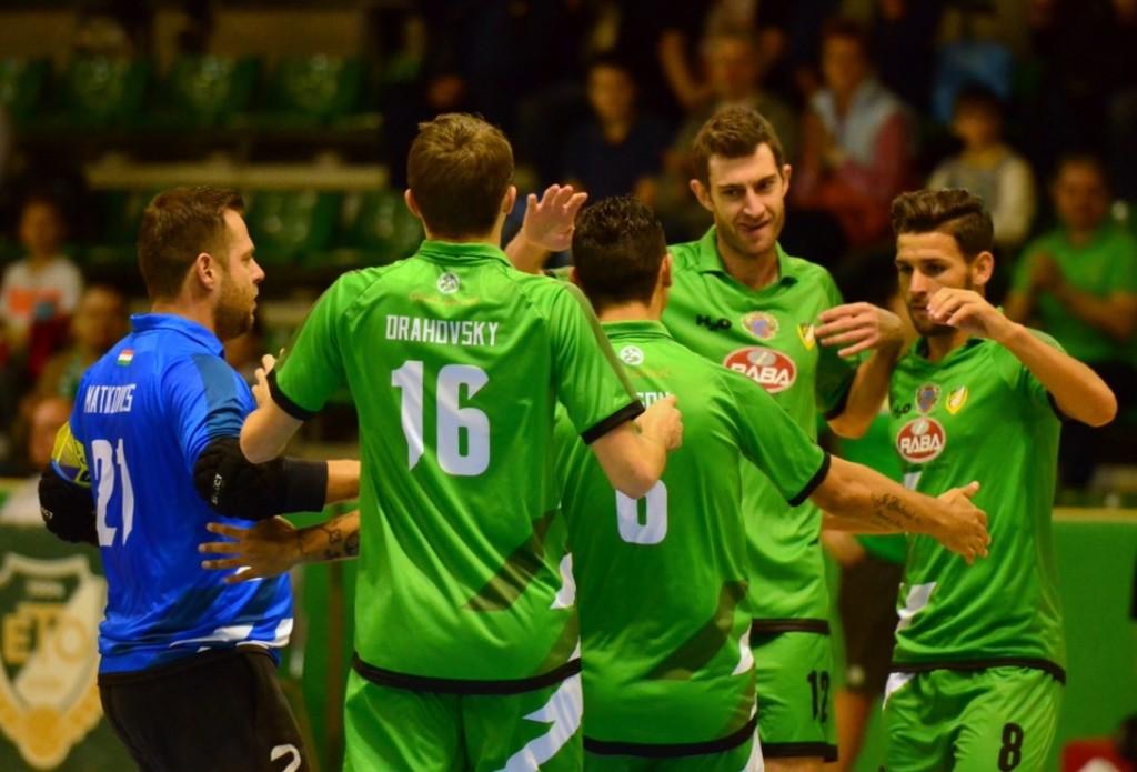 Львовская «Энергия» выиграла стартовый матч основного раунда Кубка УЕФА пофутзалу