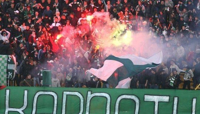 «Волынь» проведет два матча без созерцателей из-за нацистских кричалок собственных фанов