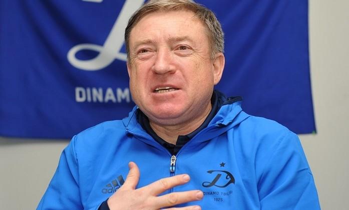 Футбольный тренер Грозный может возглавить тбилисское «Динамо»