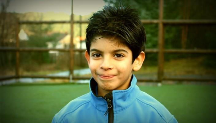«Ювентус» подписал договор с10-летним палестинским вундеркиндом
