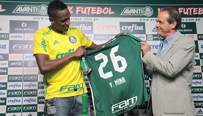 Агент игрока «Палмейраса»: есть предварительная договорённость с«Барселоной»