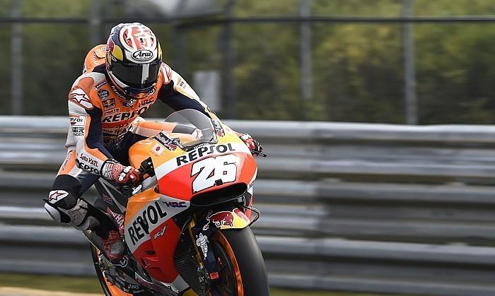Дани Педроса пропустит Гран При Японии из-за перелома ключицы