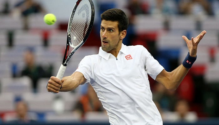 Новак Джокович потерпел поражение вполуфинале турнира вШанхае