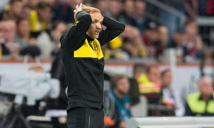 Футболисты дортмундской «Боруссии» несмогли переиграть «Герту» вматче бундеслиги