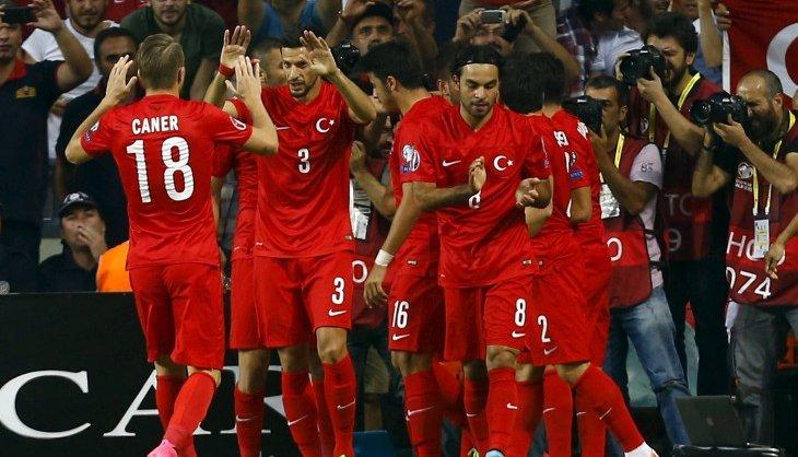 Турция на классе переиграла Косово