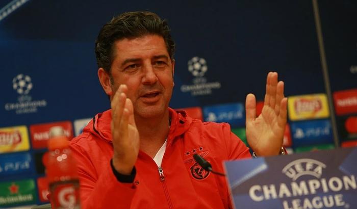 Главный тренер «Бенфики» ожидает жесткого матча против «Динамо»