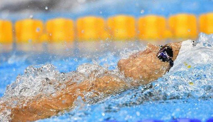 Украинская пловчиха Зевина завоевала «золото» Кубка мира встолице Китая