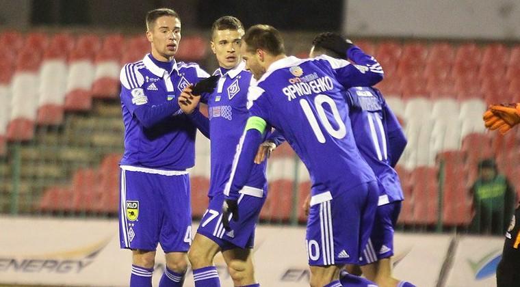Киевское «Динамо» установило клубный рекорд веврокубках