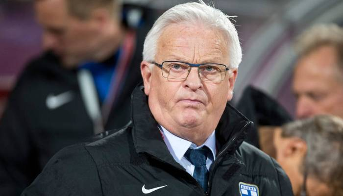 Канерва сменил Бакке напосту основного тренера сборной Финляндии
