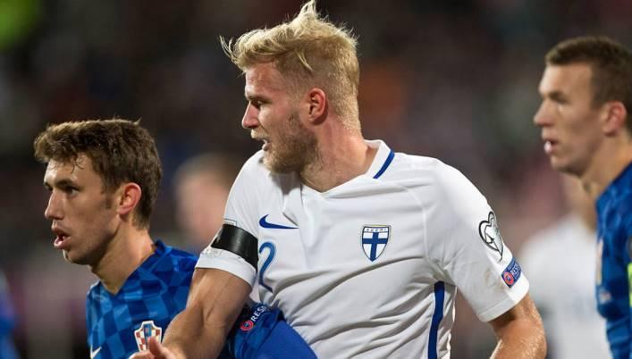 Защитник сборной Финляндии: «Можем взять с государством Украина три очка»
