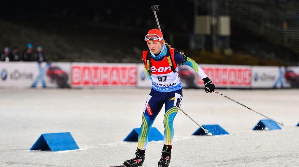 Юлия Журавок ранее провела только две гонки в Кубке мира