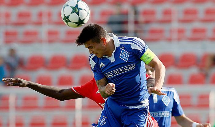 «Динамо» Киев выходит вплей-офф Юношеской Лиги УЕФА