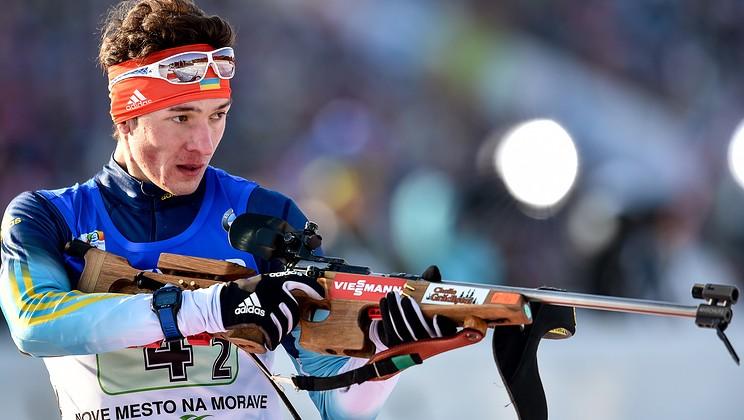 Биатлон: Украинка Журавок финишировала 5-той впервой гонке нового сезона