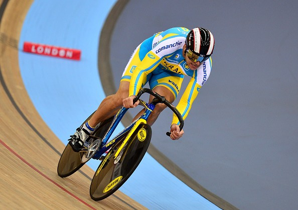 Луганская спортсменка стала чемпионкой мира повелотреку