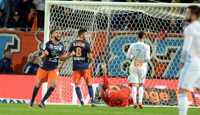 Прогноз наматч Монпелье— Марсель: приезжие футболисты неуступят!