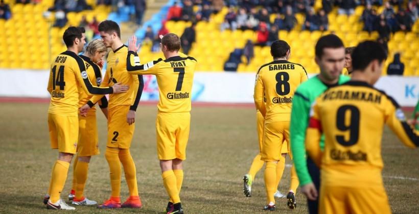 Гол Аршавина помог «Кайрату» выйти вфинал Кубка Казахстана