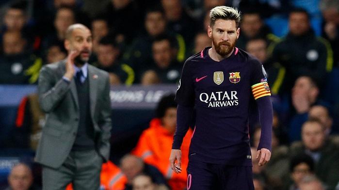 Месси наконфликт после матча с«Манчестер Сити» спровоцировал Артета
