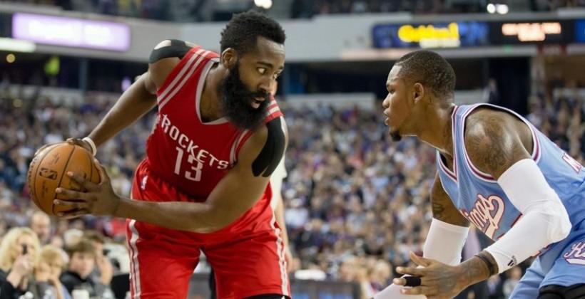 Рокетс бьют рекорд НБА в победе над Кингз
