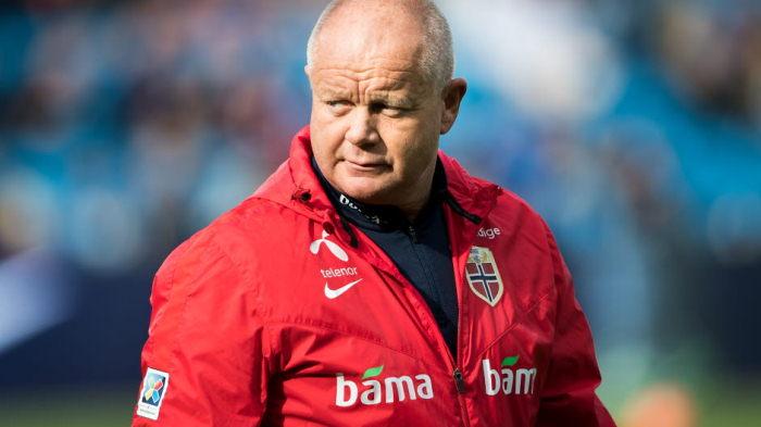 Главный тренер сборной Норвегии ушел вотставку