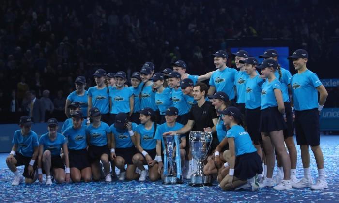 ATP опубликовала главные цифры после Итогового турнира