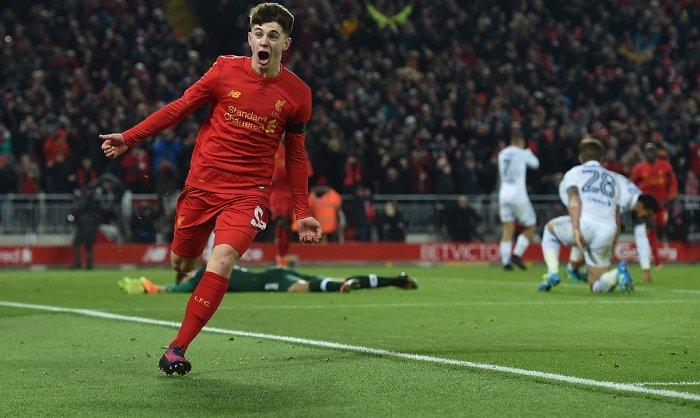 «Ливерпуль» победил «Лидс» ипервым вышел вполуфинал Кубка британской лиги