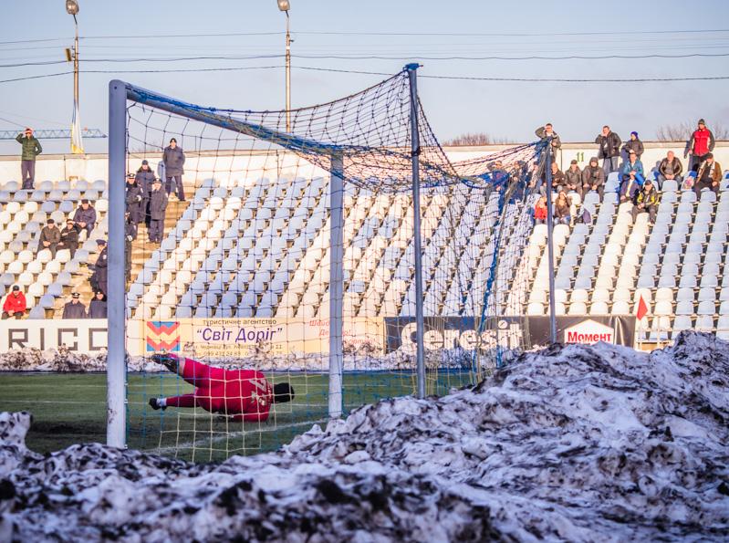Зима отступила, дав провести заключительный тур года, фото И.Данилова, fcbukovyna.com