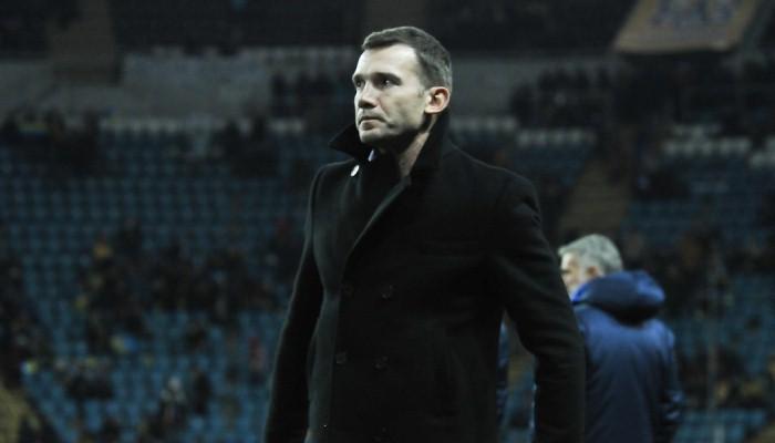 Шевченко признался, что сделает вближайшем матче сборной Украины— различные системы