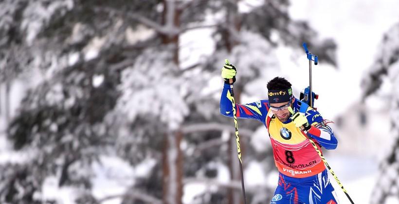 Мартен Фуркад начинает поход за шестым подряд БХГ Getty Images