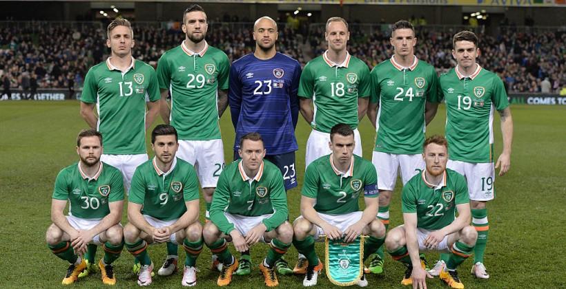 ФИФА открыла дело против сборной Ирландии заиспользование политической символики наматче