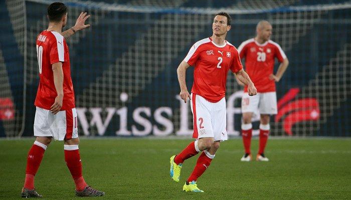Сборная Швейцарии выиграла уФарерских островов, Венгрия разгромила Андорру