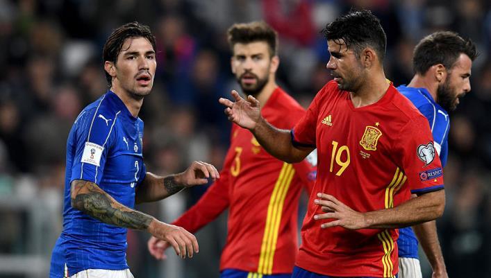 Диего Коста отстранен отигр сборной Испании