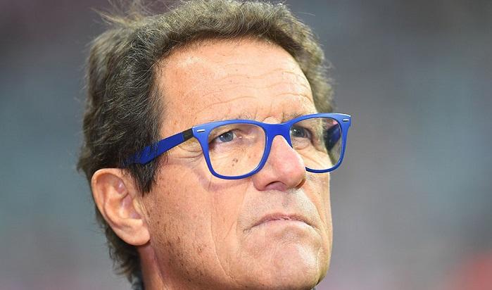 Фабио Капелло: «Яотказался отпредложения возглавить сборную Италии»